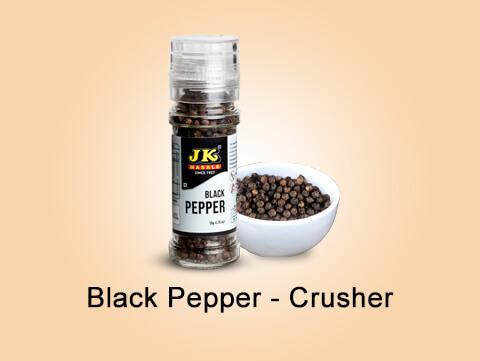 BLACK PEPPER – CRUSHER