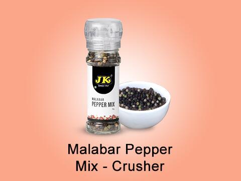 MALABAR PEPPER MIX CRUSHER